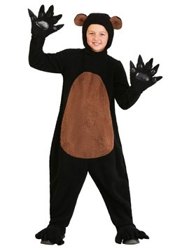 Costume Child Grinning Grizzly