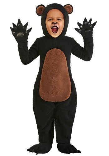 Costume Toddler Grinning Grizzly