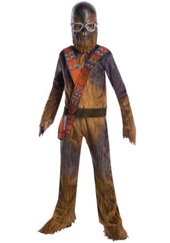 Star Wars Story Solo Chewbacca Child Costume