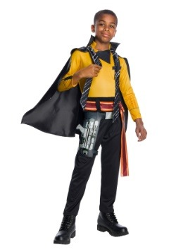 Solo Star Wars Story Lando Calrissian Child Costume