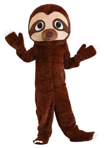 Child Cozy Sloth Costume