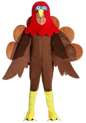 Childrens Wild Turkey Costume