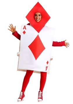 Adult Ace of Diamonds Costume