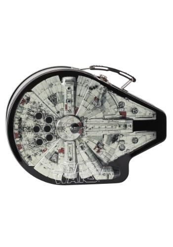 Millennium Falcon Star Wars Tin Lunch Box11