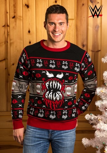 WWE Finn Bálor Ugly Christmas Sweater Update
