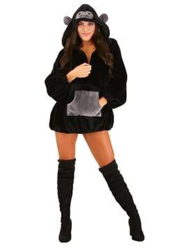 Womens Positively Primate Gorilla Costume