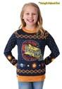 Magic School Bus Child Ugly Christmas Sweater Alt