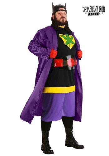 Men's Bluntman Costume