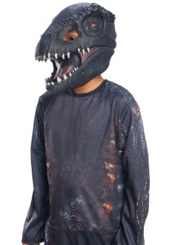 Child Jurassic World 2 Villain Dinosaur 3/4 Mask