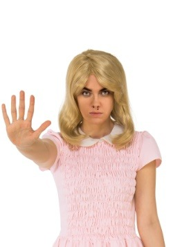 Adult Stranger Things Eleven Blonde Wig