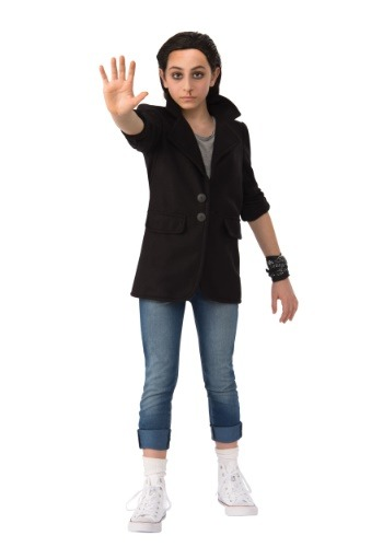 Child Stranger Things Eleven Punk Costume