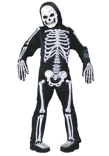 Kids Skeleton Costume