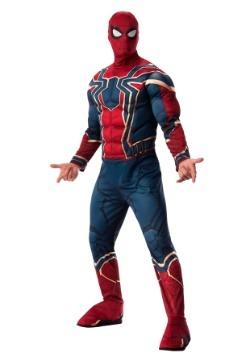 Adult Marvel Infinity War Deluxe Iron Spider Costume