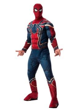 Adult Marvel Infinity War Deluxe Iron Spider Costume