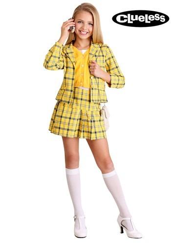 Girls Clueless Cher Costume