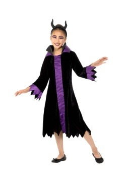 Girl's Evil Queen Costume