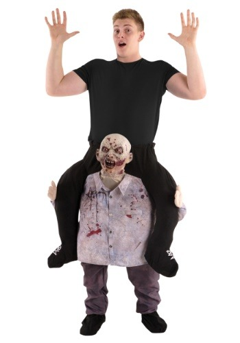 Adult Zombie Piggyback Costume