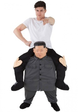 Adult KJU Piggyback Costume