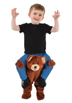Toddler Teddy Bear Piggyback Costume