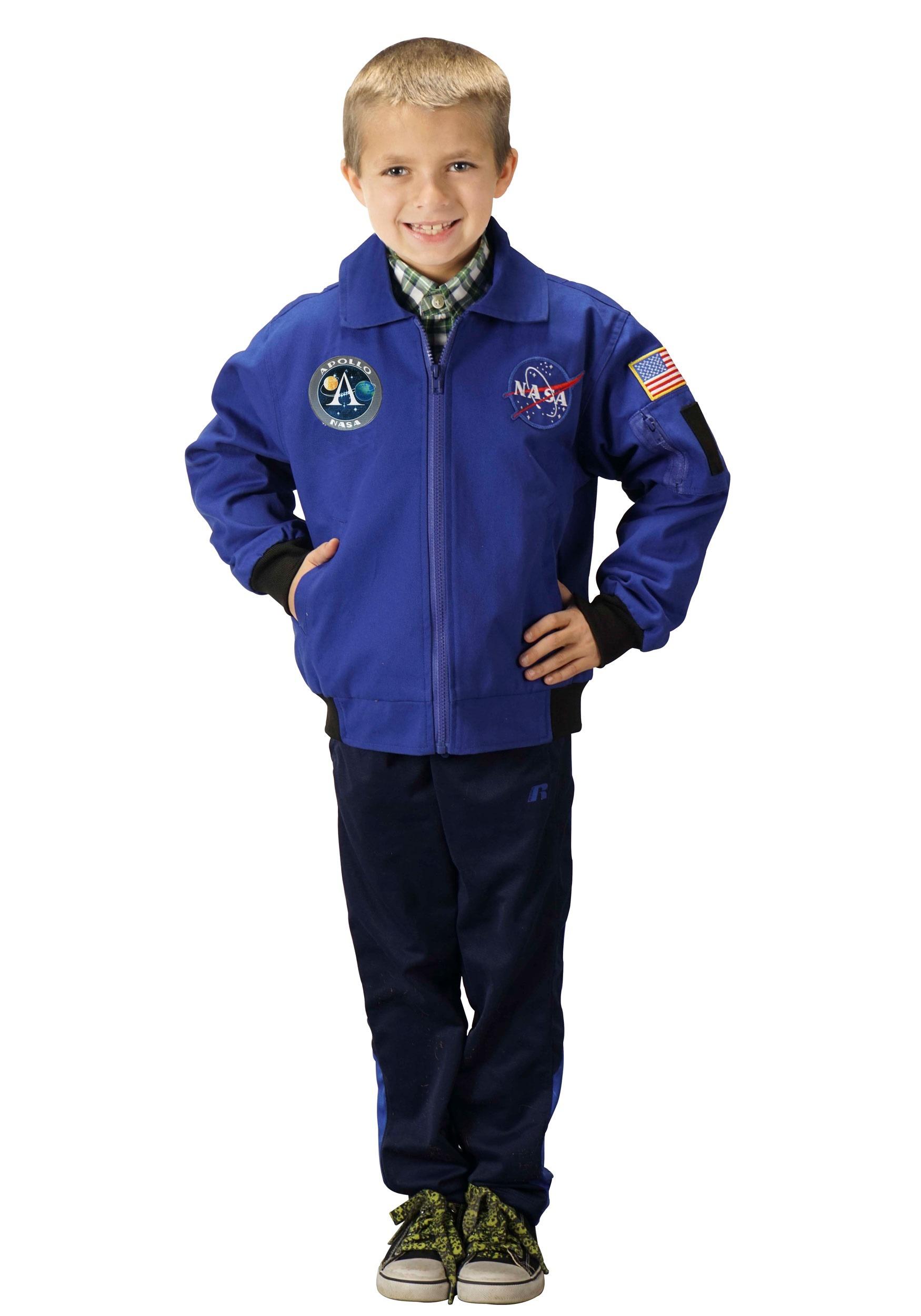 nasa apollo flight jacket - photo #19