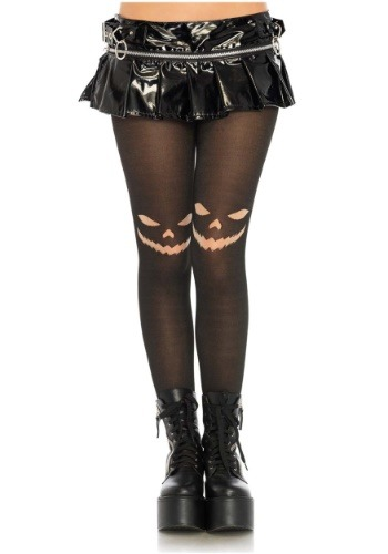 Women's Jack O' Lantern Tights