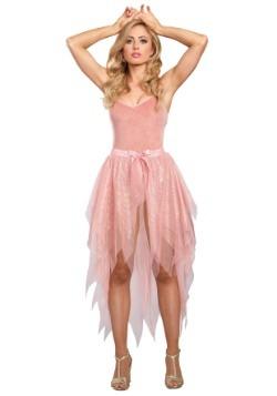 Women's Rose Gold Skirt