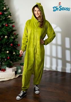 The Grinch Adult Kigurumi Update-1