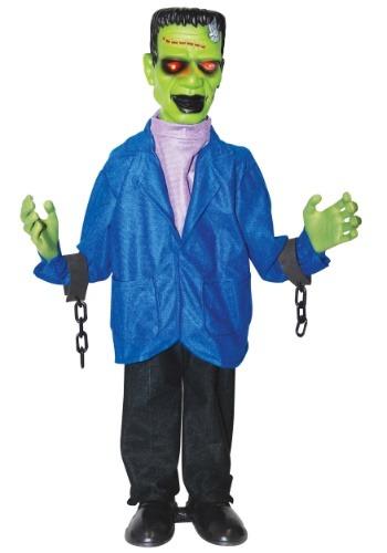 Frankenstein Porch Squatter