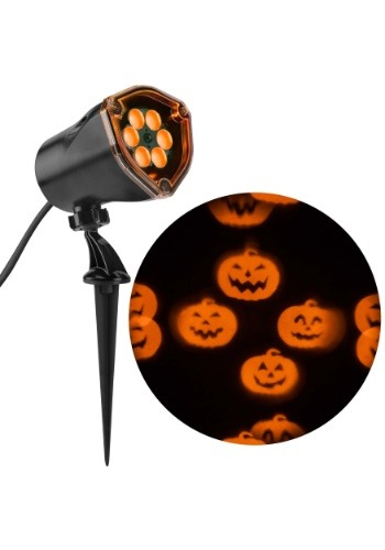 Lightshow Projection Jack O' Lantern Decoration