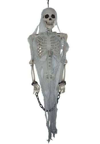Animated Talking Skeleton Decoration