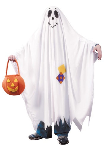 Kids Friendly Ghost Costume