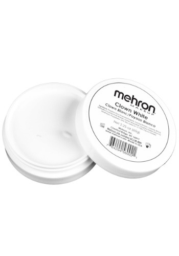 Clown White 2.25 Oz Premium Quality Makeup