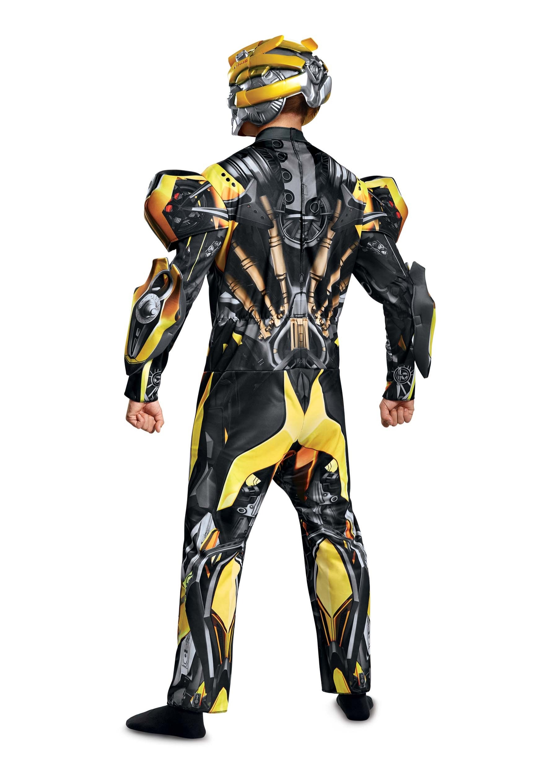 Bumble Bee Transformer Costume Adult Transform...