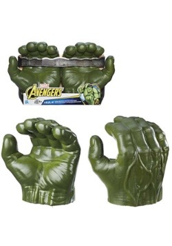 Avengers: Infinity War Hulk Kids Gamma Grip Fists