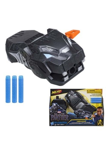 Black Panther Vibranium Strike Gauntlet
