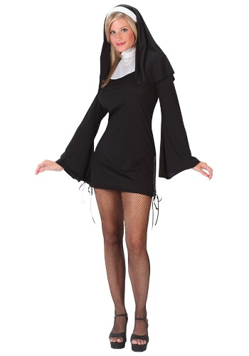 Naughty Nun Costume