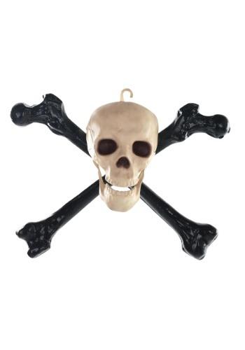 """16"""" Skull and Crossbones"""