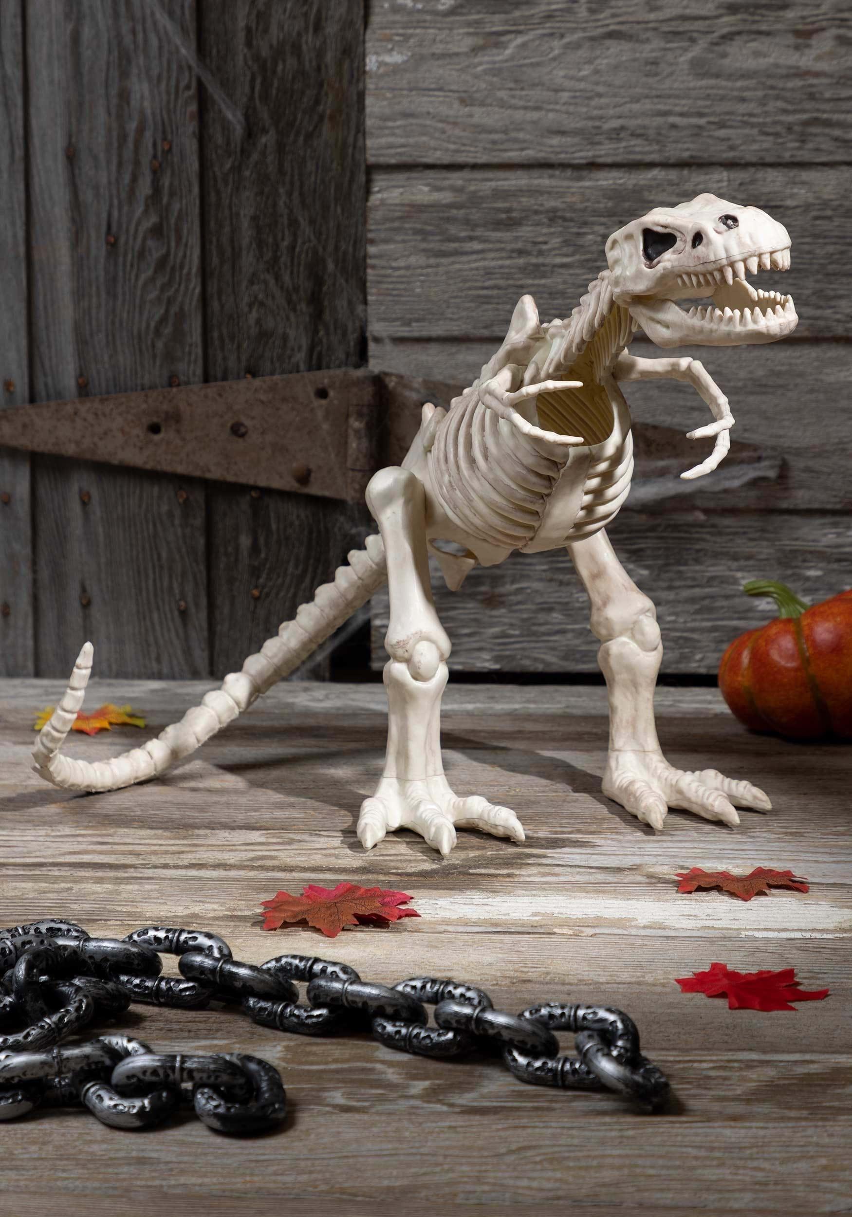 Tyrannosaurus Skelett
