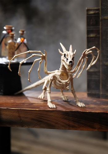 "7"" Dragon Skeleton"