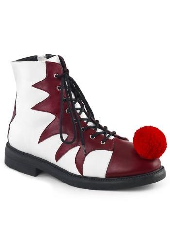 Men's Evil Clown Shoes
