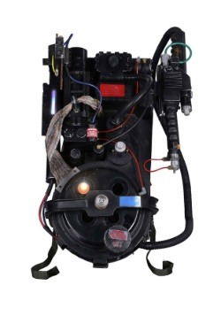 Anovos Ghostbusters Spengler Legacy Proton Pack