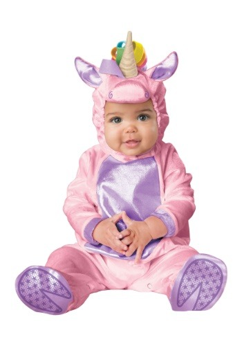 Infant Pink Unicorn Costume