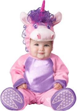 Infant Lil' Unicorn Costume