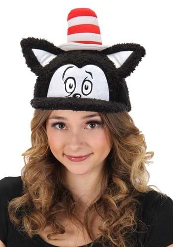 Dr. Seuss Cat in the Hat Fuzzy Cap