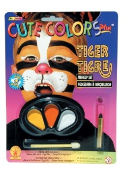 Tiger Makeup Kit