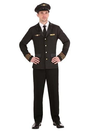 Adult Mile High Pilot Costume