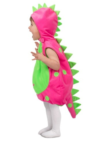 Girl's Dot the Dino Costume