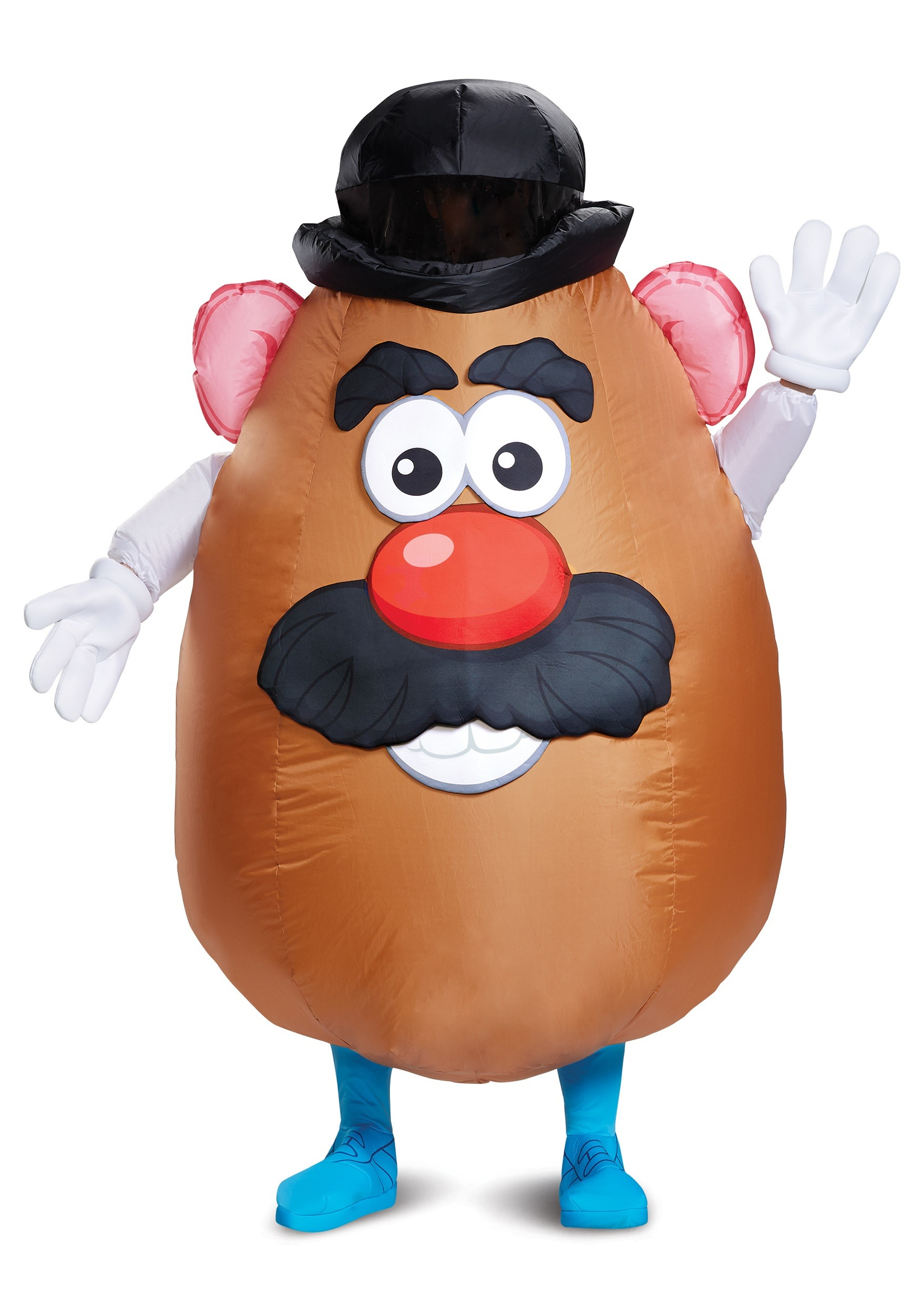 Inflatable Mr. Potato Head Costume For Adults