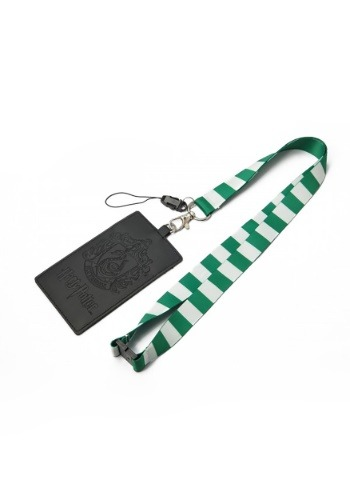 Harry Potter Slytherin Lanyard