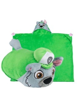Paw Patrol Rocky Comfy Critter Blanket